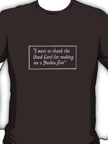 Yankee Fan T-Shirt