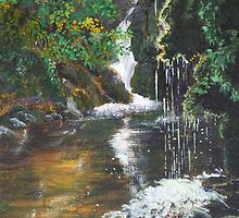 DEVILSBRIDGE - PPWL-0003 by Pat - Pat Bullen-Whatling Gallery