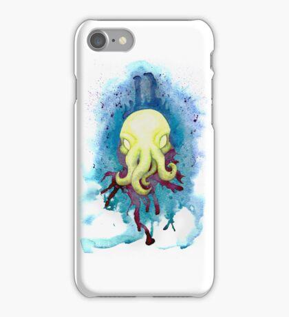 Cthulhu Waits Dreaming iPhone Case/Skin