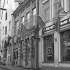 Black & White Streets of Tallinn by M-EK