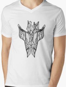 Art fing Mens V-Neck T-Shirt