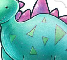 Baby Dinosaur Sticker
