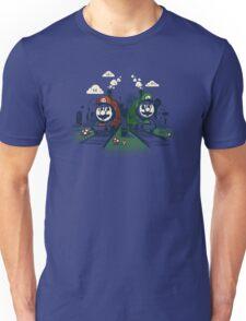 Super Train Bros Unisex T-Shirt