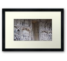 Consecrated Framed Print