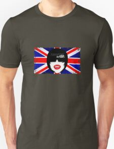 Fangpunk Union Jack Pixel T Shirt T-Shirt