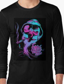 Fear & Loathing on Sesame Street Long Sleeve T-Shirt