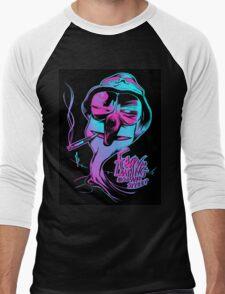 Fear & Loathing on Sesame Street Men's Baseball ¾ T-Shirt