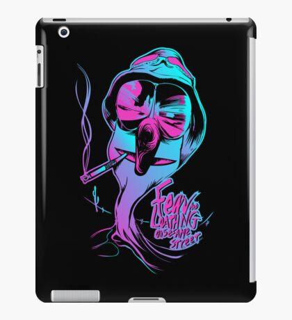 Fear & Loathing on Sesame Street iPad Case/Skin