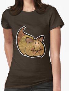 Fluffy Brown Kitty Cat T-Shirt