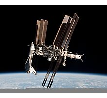 Space Station Photographic Print