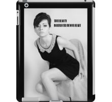 True Beauty is Reflected In Your heart iPad Case/Skin