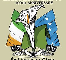 The Lily, Plough and Tricolour by 1916Rising