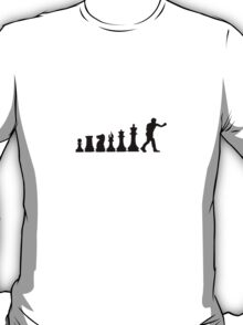 Chess Boxing T-Shirt