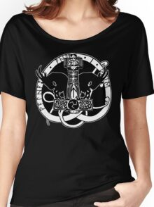 The Norse God Thor Women's Relaxed Fit T-Shirt