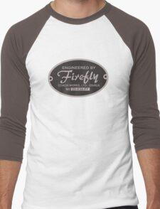 Firefly Coach Works LTD Men's Baseball ¾ T-Shirt