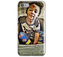 Baby In A Box iPhone Case/Skin