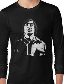 Anton Chigurh (Javier Bardem) No Country For Old Men  Long Sleeve T-Shirt