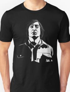 Anton Chigurh (Javier Bardem) No Country For Old Men  T-Shirt