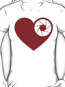 Heart Aperture T-Shirt