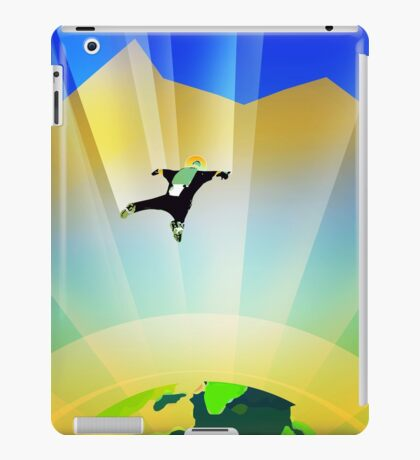 Vintage SpaceX HD 40307g Science Fiction iPad Case/Skin