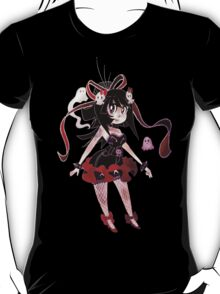 Cute Gothic Girl T-Shirt