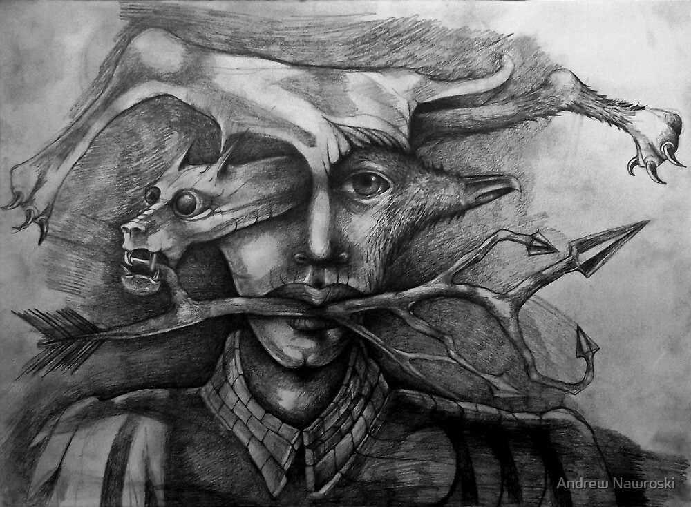 Hair of the Dog. by Andreav Nawroski