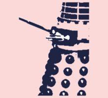 Dr Who Dalek Kids Tee