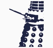 Dr Who Dalek One Piece - Short Sleeve