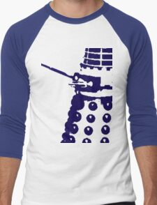 Dr Who Dalek Men's Baseball ¾ T-Shirt