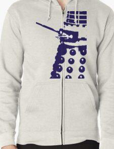 Dr Who Dalek Zipped Hoodie
