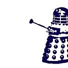 Dr Who Dalek by IamJane--