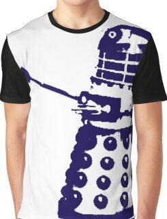 Dr Who Dalek Graphic T-Shirt