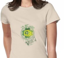 I'm Moriarty Womens Fitted T-Shirt