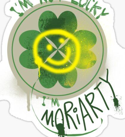 I'm Moriarty Sticker