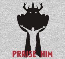 Praise Him! One Piece - Short Sleeve