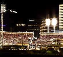 Great American Ballpark by Ty Helton