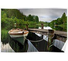 Loch Ard,Trossachs ,Scotland Poster