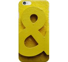 and iPhone Case/Skin
