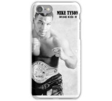 Mike Tyson iPhone Case/Skin