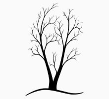 A Two-trunked Tree T-Shirt