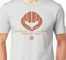 Power Suit Tee - Metroid Unisex T-Shirt