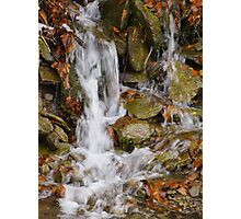 Dreams and Creeks Photographic Print