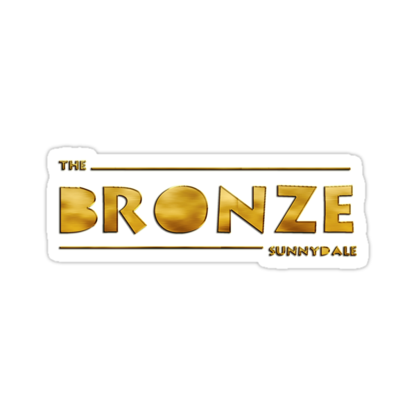 The Bronze by talkpiece