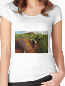 The Remains of Montoya Women's Fitted Scoop T-Shirt