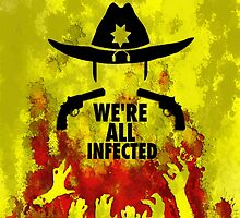 We're All Infected... by MrSaxon