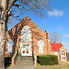 Historic Eusebia Presbyterian Church by Jamie  Armbruster