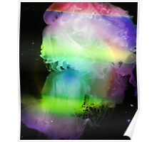 Rad Jellyfish Poster