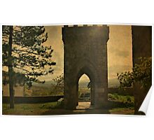 Gothic Tale-Tuscany Poster