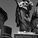la recoleta cemetery 001 by Karl David Hill