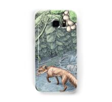 The Fox and the Grapes Samsung Galaxy Case/Skin